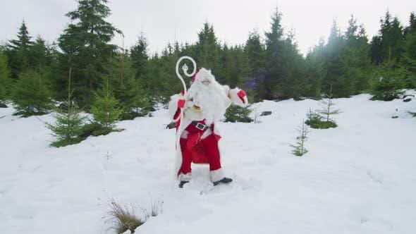 Thumbnail for Santa Claus dancing
