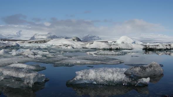 Thumbnail for The Jökulsárlón Glacier lagoon
