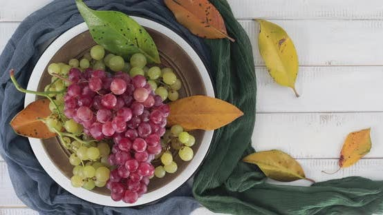 Thumbnail for Fresh table grapes