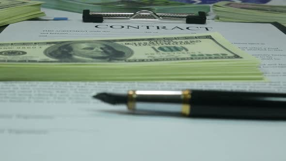 Thumbnail for Business Contract And Investments