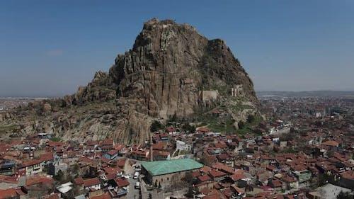 Cultural Tourist Destination Afyon of Turkey