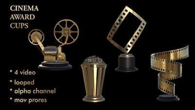 Cinema Award Cups