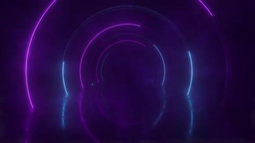 Neon Arcs Loop