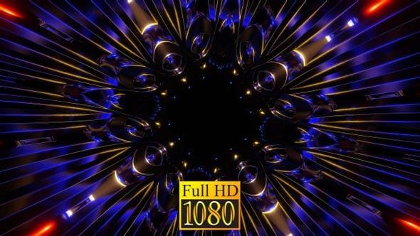 Disco Futurism Vj HD