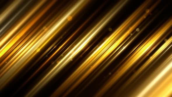 Lights Award Gold Background