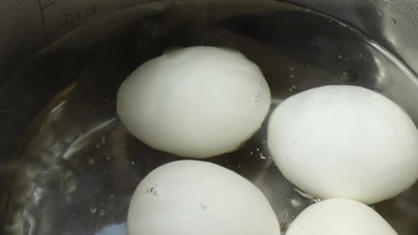 Thumbnail for Eggs Cook in a Pan 3