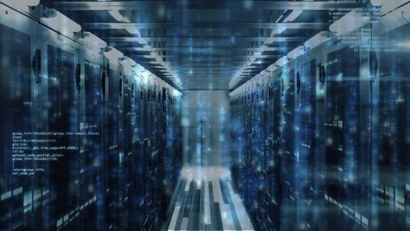 Data processing and digital information flowing
