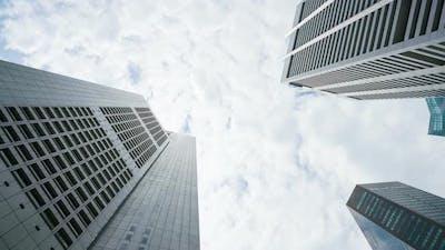 Office Buildings City