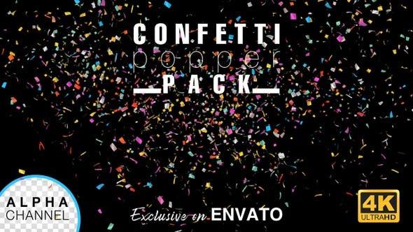 Thumbnail for Confetti Explosion