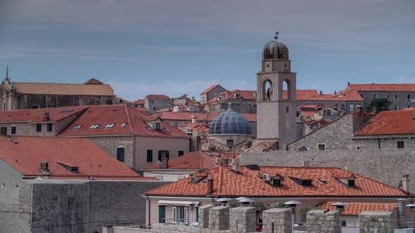 Thumbnail for Dubrovnik croatia city port landmark historic fortress adriatic