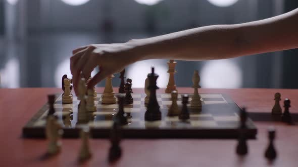 Thumbnail for Chess Playing