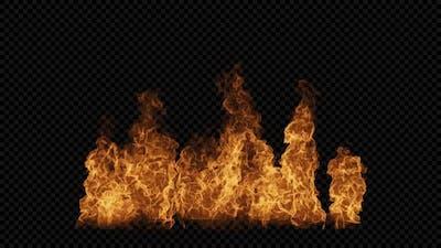 Flames Loop