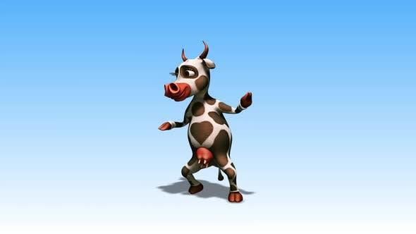 Thumbnail for Happy Cow - Cartoon Dance 3