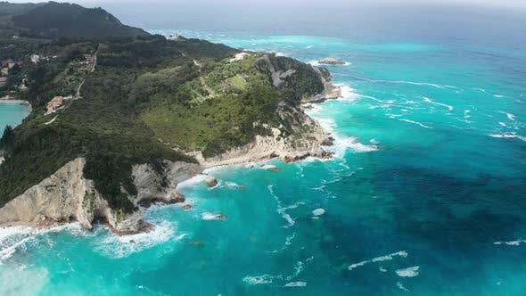 Thumbnail for Beautiful Turquoise Bay in Lakka