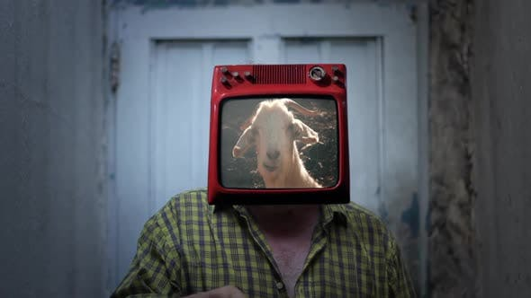 Thumbnail for Goat Man.
