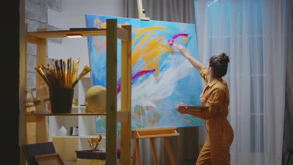 Thumbnail for Creating Contemporary Painting