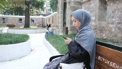 Hijab Woman Social Media