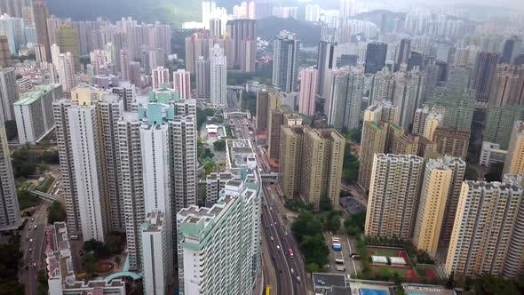Thumbnail for Hong Kong residential area