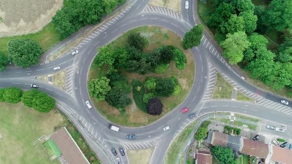 Aerial Traffic Full HD