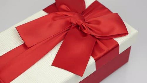 Valentines holiday surprise. Valentine's Day gift