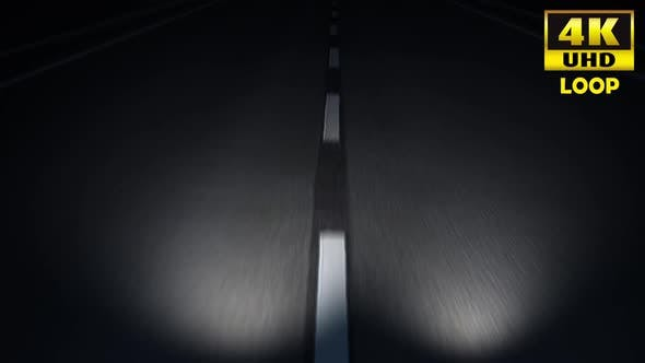 Cover Image for Road Markings At Night Loop