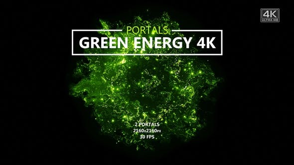 Portals - Green Energy