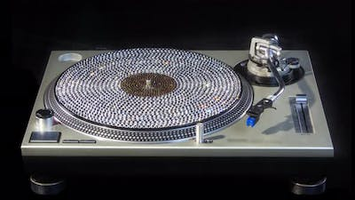 Diamond Turntable
