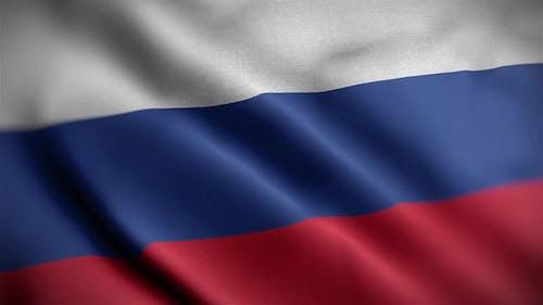 Russian Flag Angle