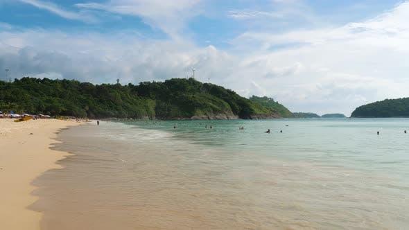 Thumbnail for Nai Harn Beach, South of Phuket Island