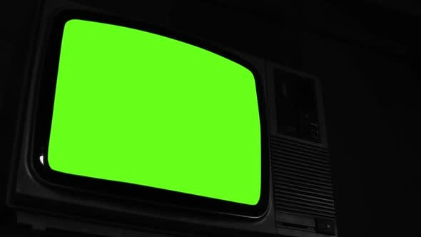 Thumbnail for Old TV with Chroma.
