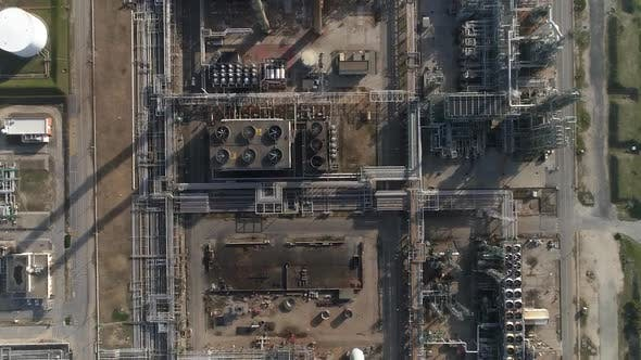 Cover Image for Aerial View of Industrial Factory