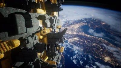 Spaceships in Space 3D