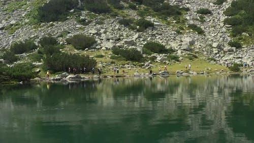 Muratovo Lake Tourism