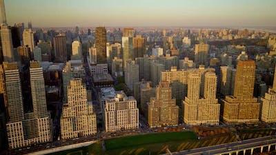 Urban Metropolitan Real Estate Cityscape