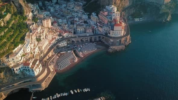 Thumbnail for Atrani By Dawn, Amalfi Coast
