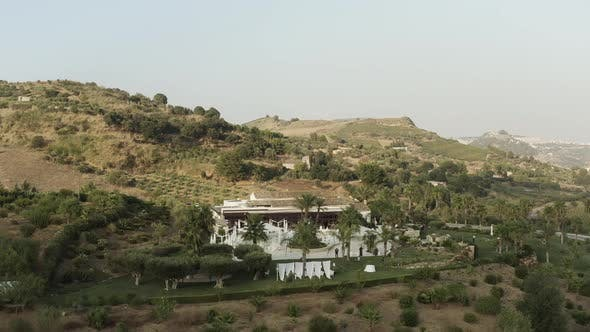 Thumbnail for Luxury Villa With Private Courts On Green Hills