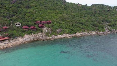 Secret Beach on Koh Tao
