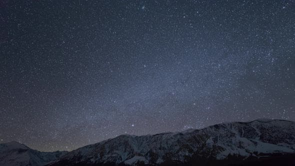 Thumbnail for Time Lapse of the Stars