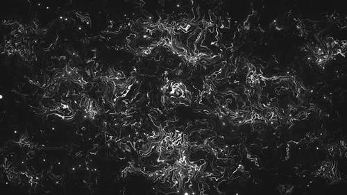 Dark Turbulent Plasma