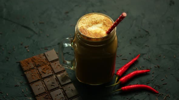 Thumbnail for Beverage in Mug and Chocolate