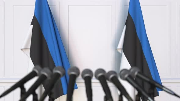 Thumbnail for Estonian Official Press Conference