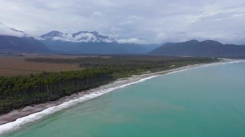 New Zealand's Untouched Coastline