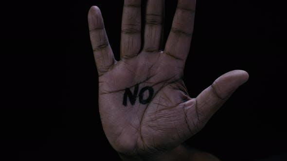 Palm Write No
