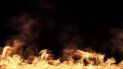 Fire Flame Loop