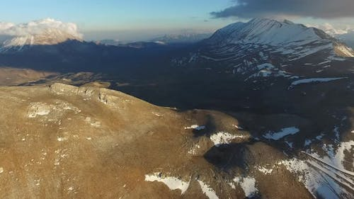 Standard Terrestrial Mountain Climate Above Tree Line