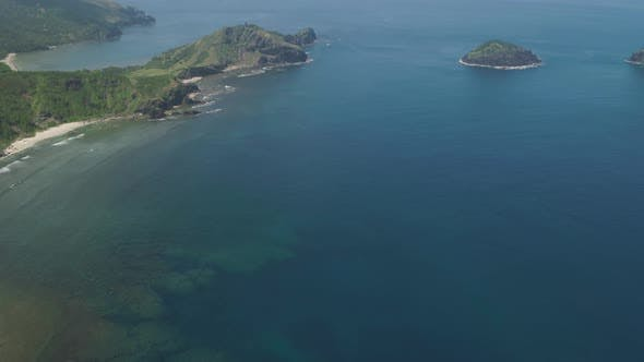 Thumbnail for Lighthouse in Cape Engano . Philippines, Palau Island