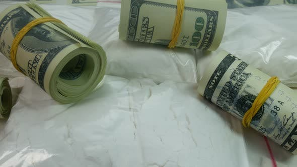 Thumbnail for Cocaine and Money Drug Cartel