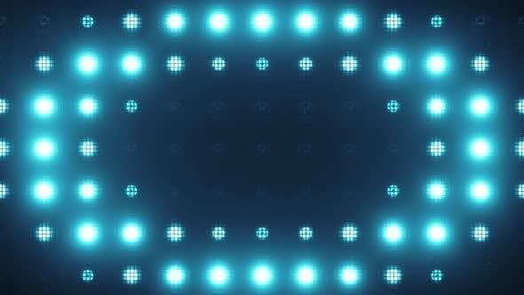 Flashing Wall Lights