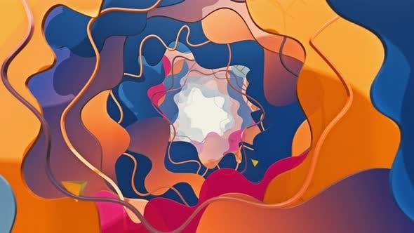 Thumbnail for Modern Minimalist In Liquid Style 01 4K