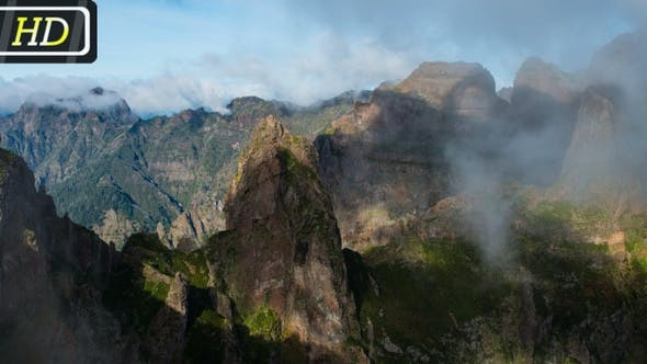 Thumbnail for Amazing Mountains View from Madeira